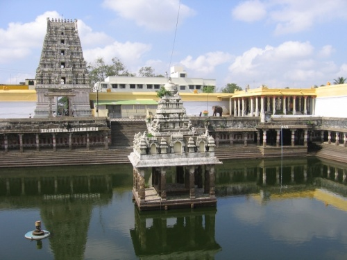 Sri Ekambaranatha Temple