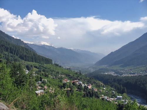 Долина Куллу