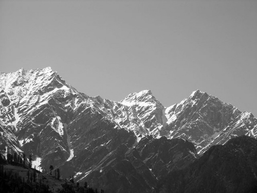 Гималаи (Химачал Прадеш)