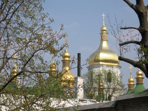 Золотые купола Софии