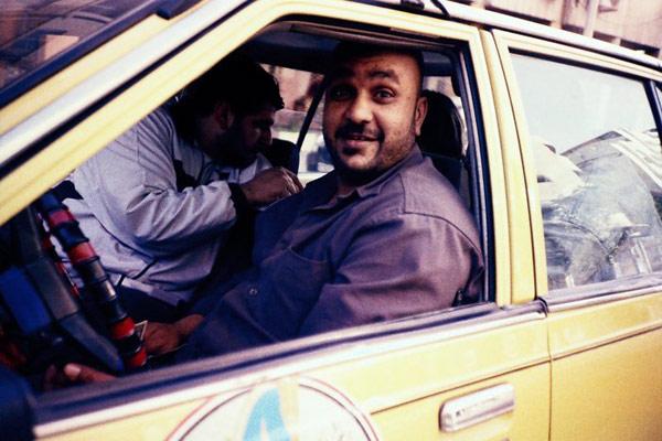 таксист из той же тусы