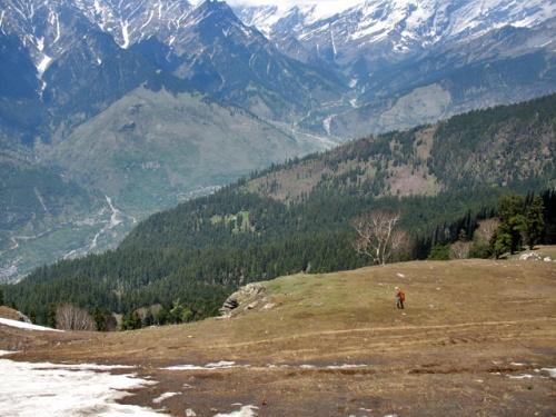 Гималайские просторы