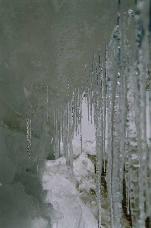 Ледяной коридор