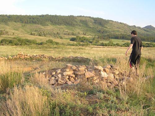 Черный археолог.