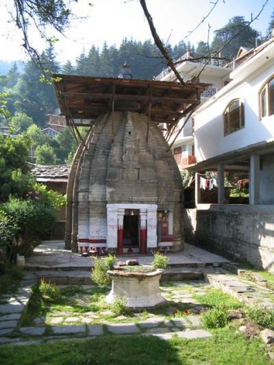 Храм Вишну у форта