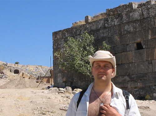 Храм Аполлона в Иераполисе