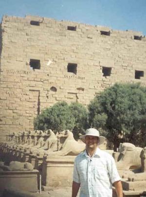 Храм Амона-Ра в Карнаке :0)