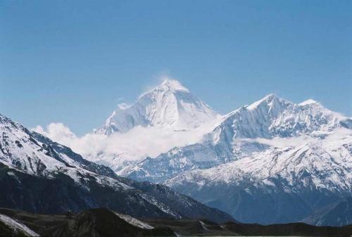 Даулагири (8167 м.)