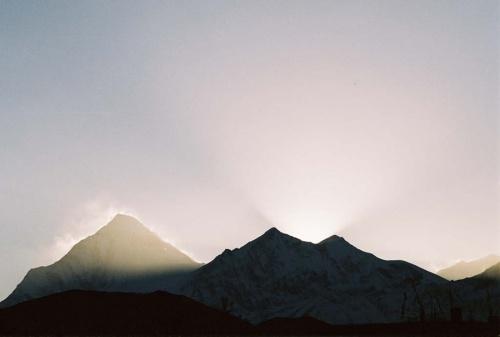 Солнечный вулкан