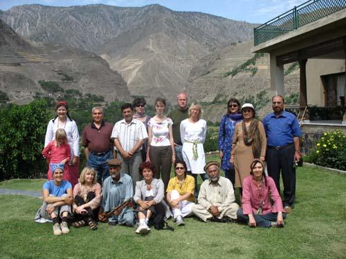Участники фестиваля 2006г.