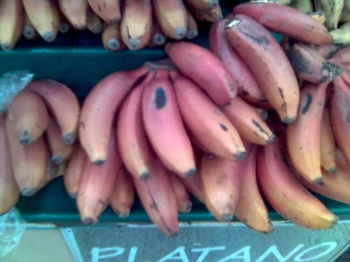 Бананы-мансана/яблоки/