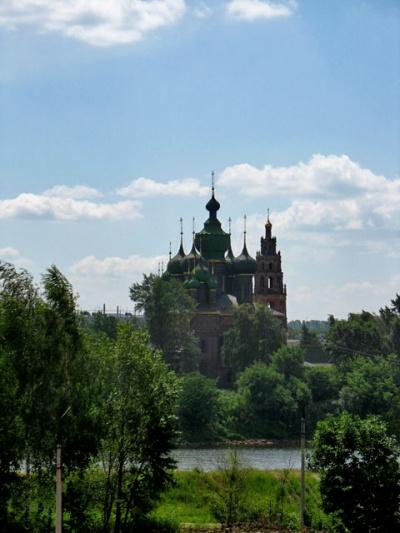 Церковь Иоанна Предтечи. Ярославль