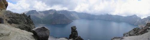 озера панорама