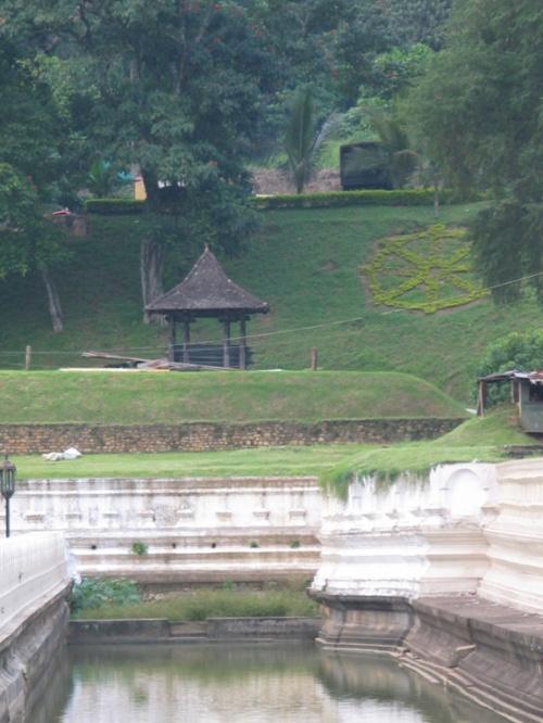 "Канди. Храм ""Зуба Будды""."