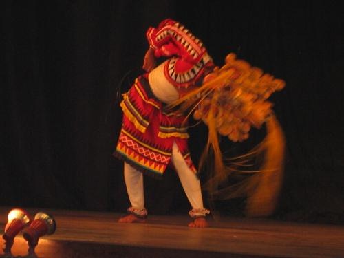 Канди. Национальные танцы.