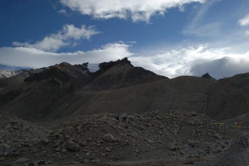 на пути к базовому лагерю Эвереста