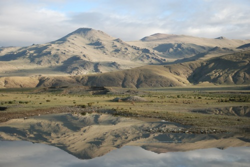 маленькие тибетские озерца