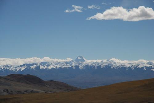 вдоль Гарвальских Гималаев - Нанда Деви