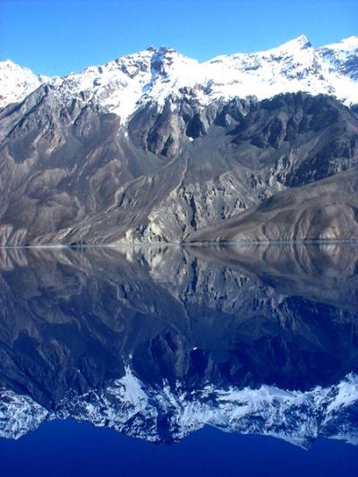 Сарезское Озеро на Памире. Фото Ищук А.Н.