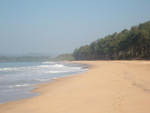 самые южные пляжи
