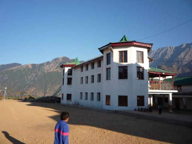 Школа ёги в Даромшале