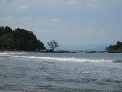 Пляж Berjaya