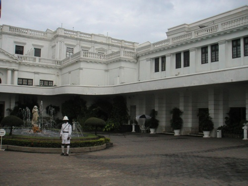 Отель Mount Lavinia.