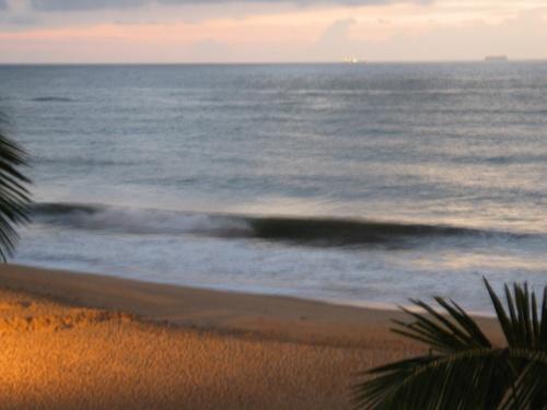 Шри-Ланка. Океан.