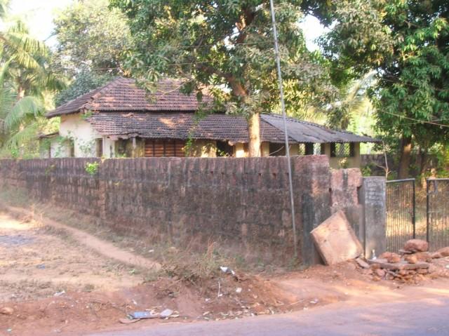 дом, в котором тренажёры