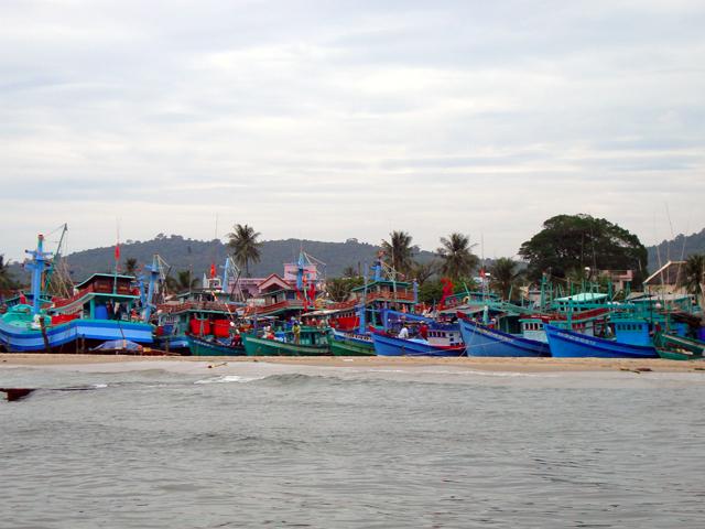 порт Дуонг Донг на Фу Куоке
