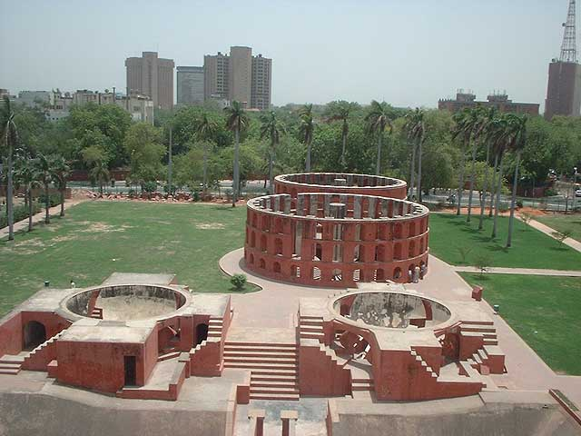 Джантар-Мантар в Дели