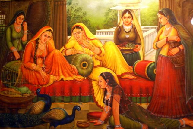 Чарующие индийские сказки