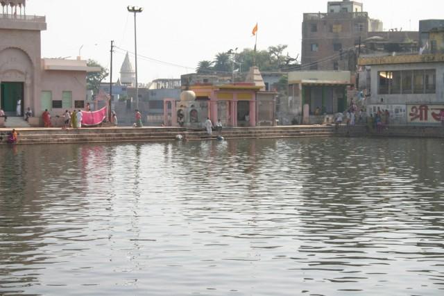 Шри Радха-кунда - самое святое место во вселенной