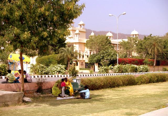 Джайпур. Уютный полдень.