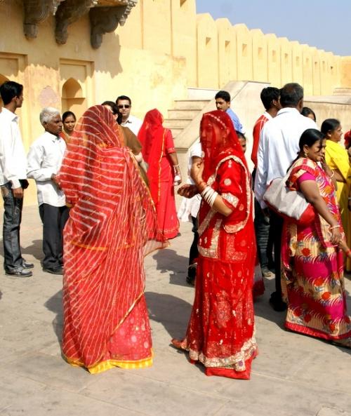 Сари - традиционная одежда