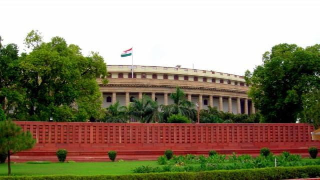 Индийский парламент