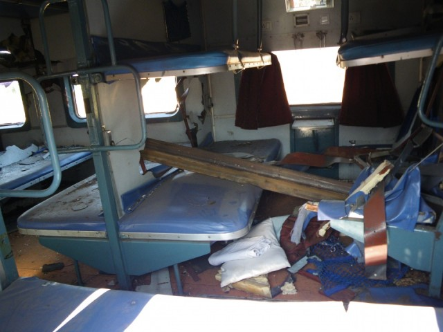 Поезд Джайпур Экспресс...