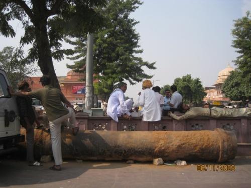 Это ленивые индусы в нирване