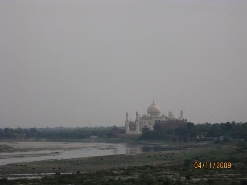 Вот такой мавзолей видел Джахан в последние годы своей жизни