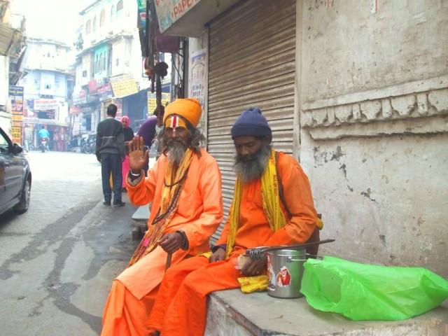 На улице в Удайпуре