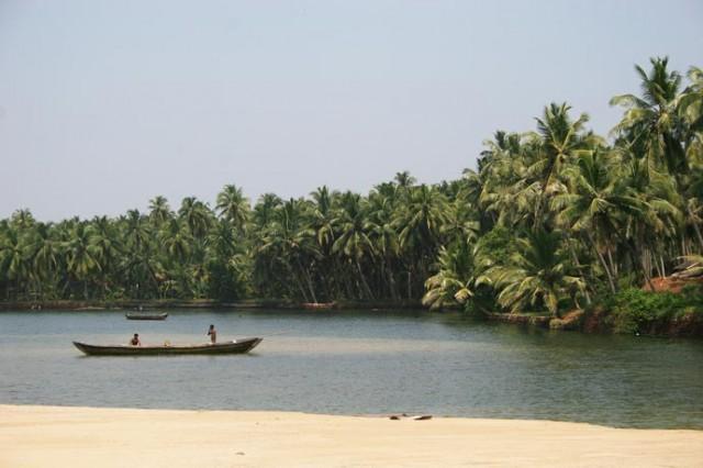 Лагуна. Керала
