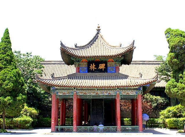 Музей Леса Стел очень популярен у китайцев