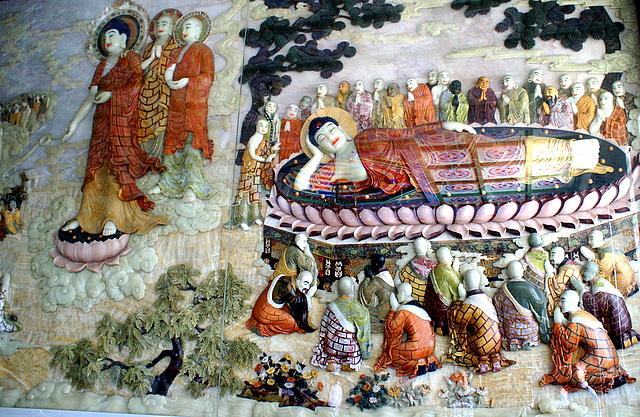 Поклонение Будде