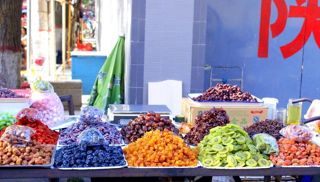 ..засахаренные фрукты
