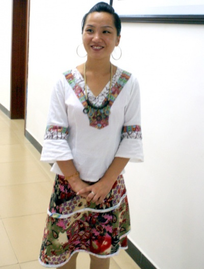 Представительница народа мяо Ами знает все о противоядиях от укусов змей