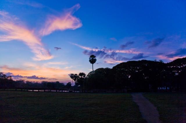 Небесные краски Ангкора