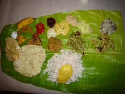 Керальские meals