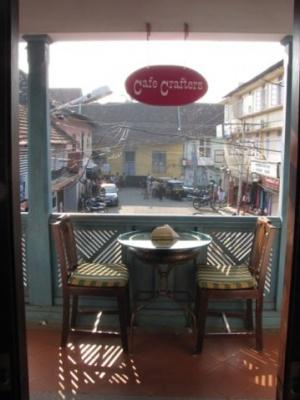 Запомнившаяся кафешка в старом городе