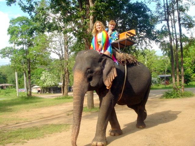 Слон – символ Таиланда