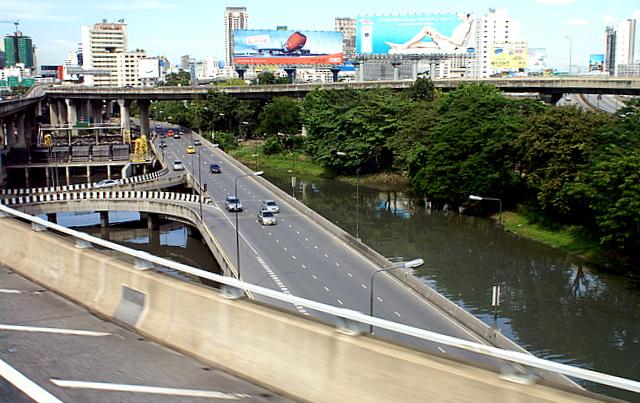 Каналы и автомагистрали